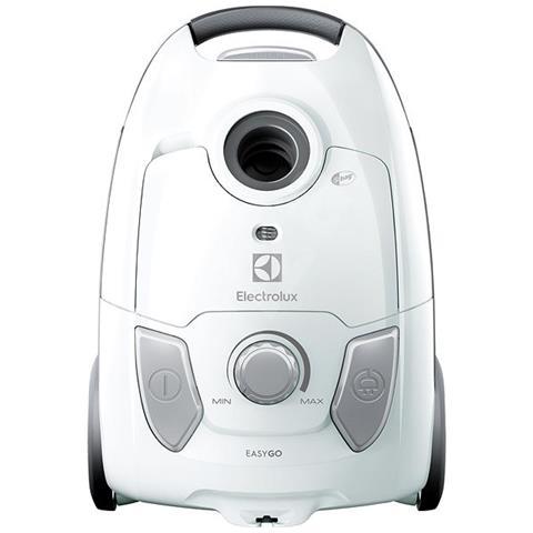 EEG41IW Aspirapolvere con Sacco EasyGo Hygiene Filter 12 Potenza 650 W Regolazione Velocit...
