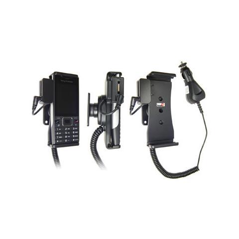 Brodit 512134 Auto Active holder Nero supporto per personal communication