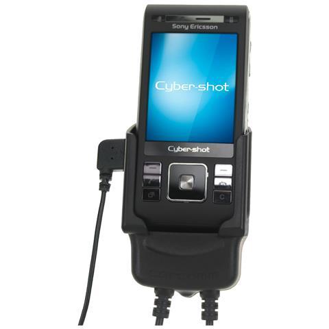 Carcomm CMPC-404 Auto Active holder Nero supporto per personal communication