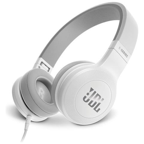 JBL Cuffie On-Ear E35 Colore Bianco