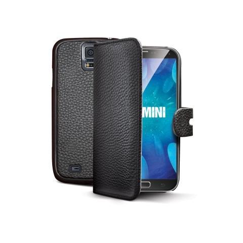 CELLY Cover per Galaxy S5 Mini - Nero