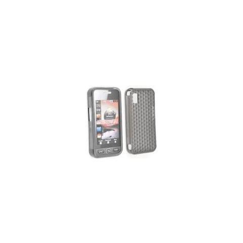 Samsung Custodia Samsung S5230 Star Gel Tpu Black