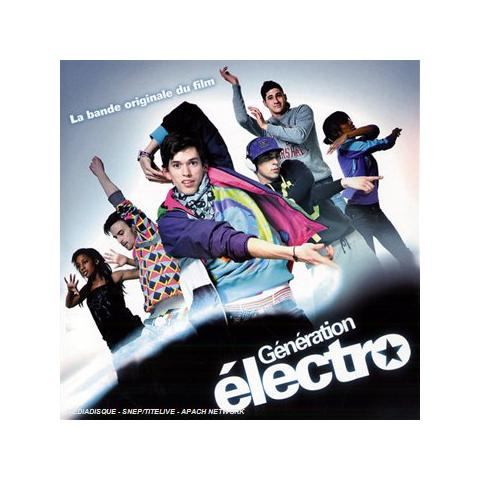 WARNER BROS Generation Electro - Bof