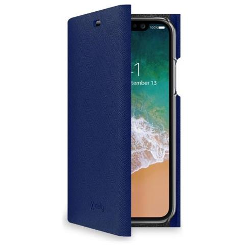CELLY Cover per iPhone X