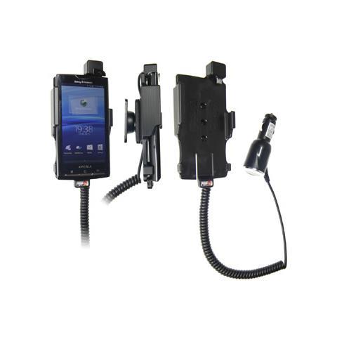 Brodit 512137 Active holder Nero supporto per personal communication