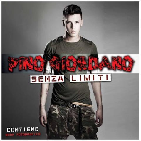 ZEUS RECORD Pino Giordano - Senza Limiti
