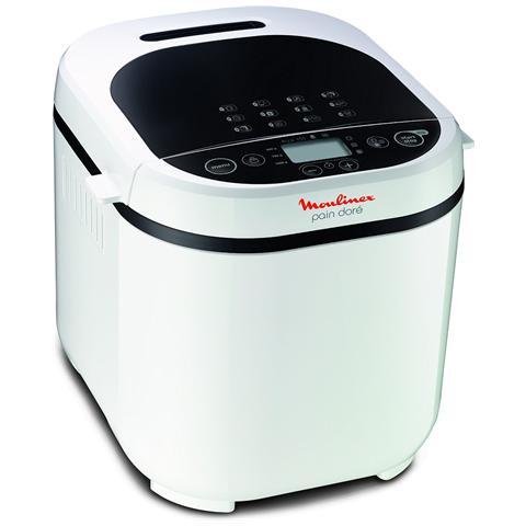 OW2101 Macchina per Pane Potenza 650 Watt Colore Bianco