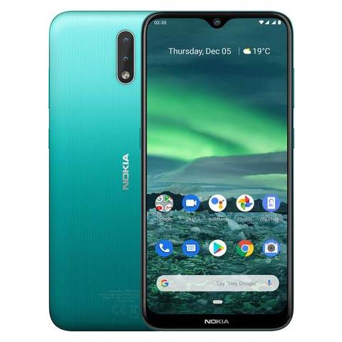 Image of 2.3 Verde 32 GB Dual Sim Display 6.2'' HD+ Fotocamera 13 Mpx Android