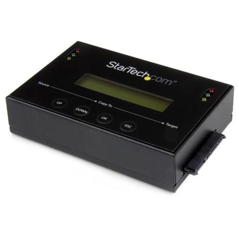 Image of Duplicatore Autonomo per HDD SATA 6Gbpm da 2,5 / 3,5 pollici con archivio immagini HDD multiple