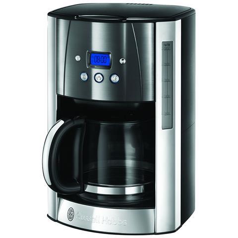 caffè programmabile Luna Grigio Coppe acciaio 1000w 12 23.241-56