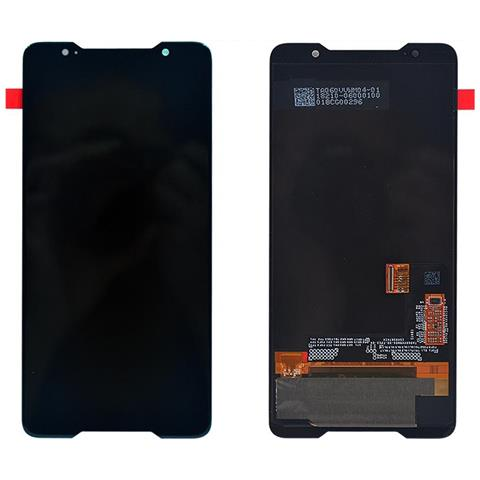 Image of Ricambio Lcd Display Schermo Screen Touch Nero Per Asus Rog Phone Zs600kl