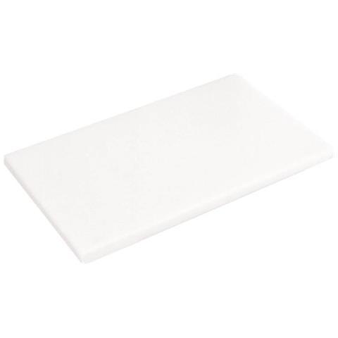 Tagliere Senza Fermi Cm 60 Bianco Pe