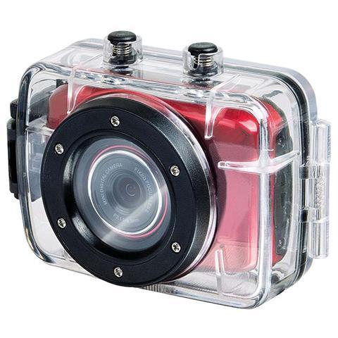 TREVI Videocamera Sport Go 2200 1280x720 HD Custodia Sub