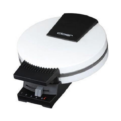 171 Macchina Per Waffle Colore Bianco Potenza 930 Watt