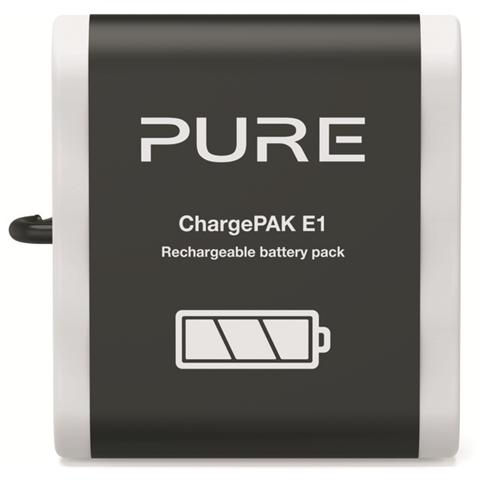 Pure Batteria Chargepak E1 per Evoke