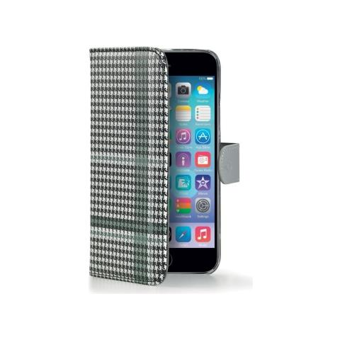 CELLY Cover Serie Wally per iPhone 6 - Colore Nero