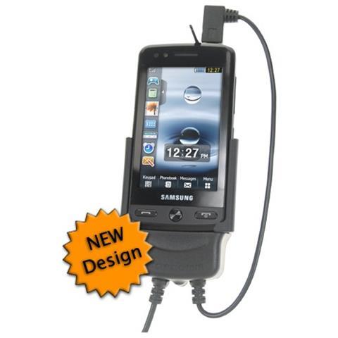 Carcomm CMPC-606 Auto Active holder Nero supporto per personal communication
