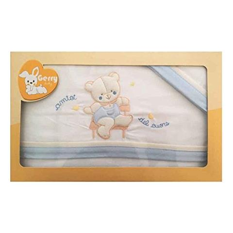 WILLY Lenz. 3pz Culla Kitty Cielo Ge. 4422.1