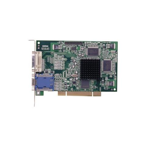 Image of G450x4 MMS 128 MB GDDR PCI 4x DVD- I / 4x VGA (D-Sub) / 2x DVI