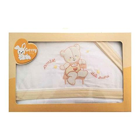 WILLY Lenz. 3pz Culla Kitty Beige Ge. 4422.1