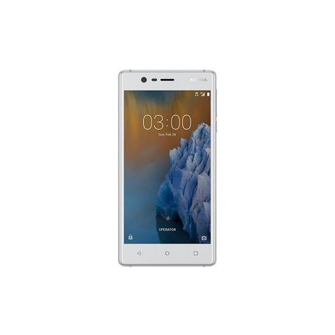 "NOKIA N3 Bianco 16 GB 4G / LTE Dual Sim Display 5"" HD Slot Micro SD Fotocamera 8 Mpx Android Italia"