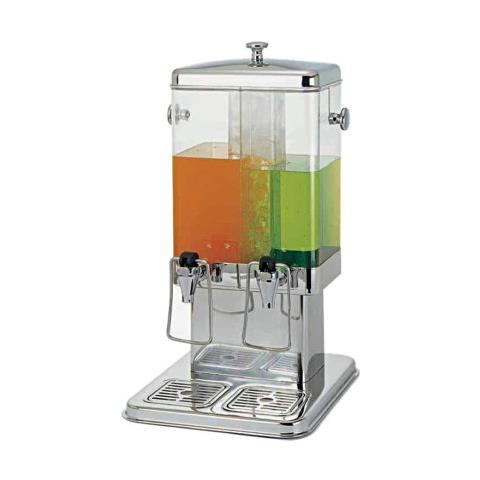 Distributore Bevande Albergo Colazione 8+8 Litri Rs0803