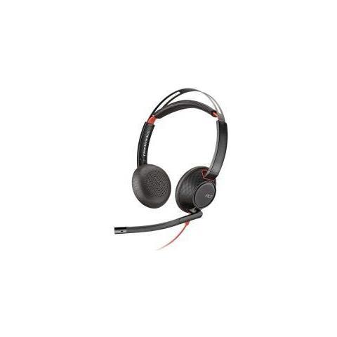 Image of Auricolare con Microfono Blackwire 5220 C5220 Usb-a (bulk)