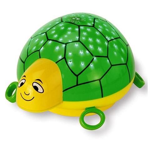 DIGITUS Lampada da notte Starlight turtle