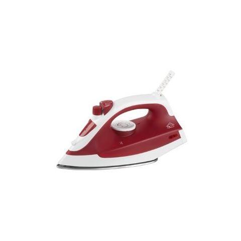 DCG DB8010 Ferro a Vapore Potenza 1800 Watt Colore Bianco / Rosso