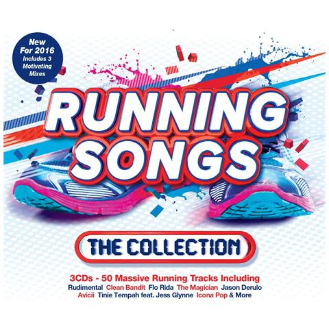 WARNER BROS Running Songs - The Collection (3 Cd)