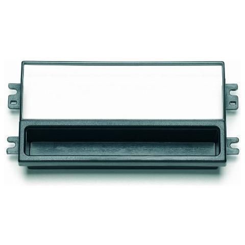 Phonocar Adattatore autoradio 03260 Mascherina con foro ISO colore nero Kia Sportage
