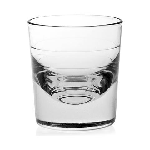 6 Bicchieri In Vetro Amaro Cl13