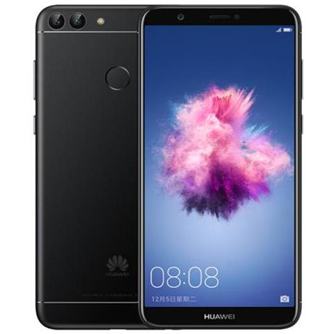 "HUAWEI P Smart Nero 32 GB 4G / LTE Display 5.6"" Full HD Slot Micro SD Fotocamera 13 Mpx Android Tim Italia"