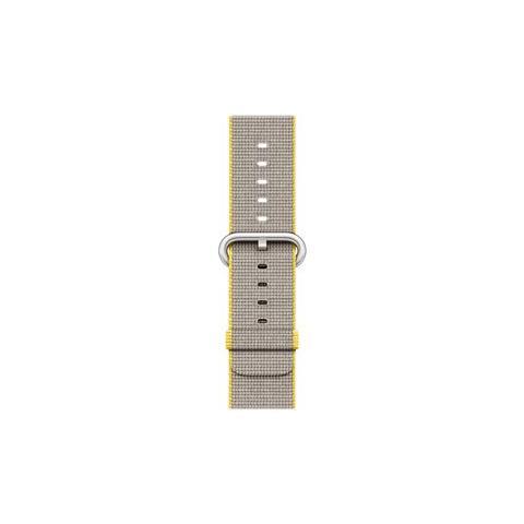 APPLE MNKJ2ZM / A Band Grigio, Giallo Nylon accessorio per smartwatch