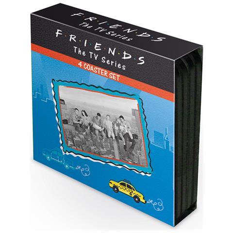 Friends - 4 Coaster Set (set 4 Sottobicchieri)