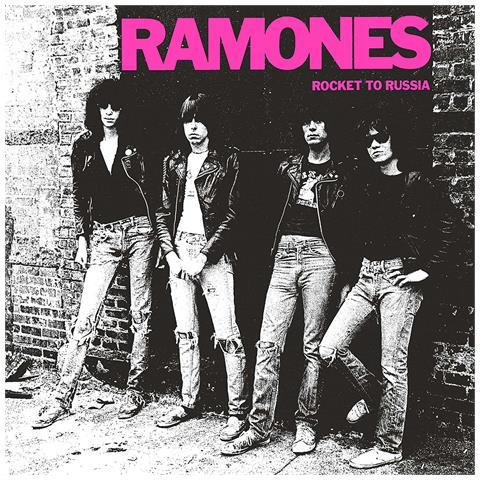 WARNER BROS Ramones - Rocket To Russia