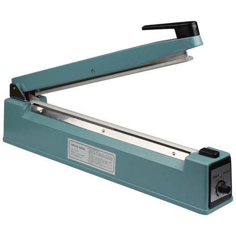 Sigilla Buste Sacchetti 400mm Professionale A Caldo Per Busta 600w 16'' Pfs-400