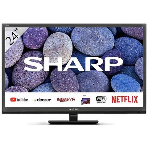 Image of TV LED HD Ready 24'' LC-24BC0E Smart TV