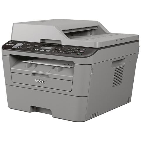 Image of Stampante Multifunzione MFC-L2700DN Laser B / N Stampa Copia Scansione Fax Laser A4 24 Ppm USB Ethernet