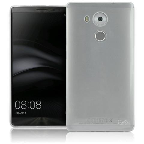 FONEX Inv Cover Ultra Sottile 0,2 mm in Morbido TPU per Huawei Mate 8 Colore Trasparente