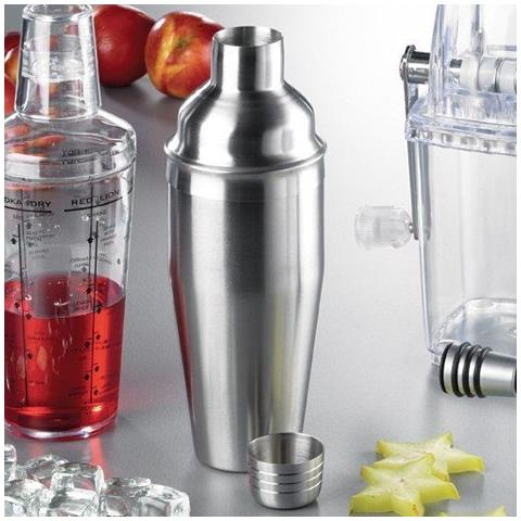 Shaker Acciaio Inox, 0.7 L