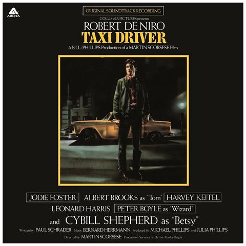 MUSIC ON VINYL Taxi Driver
