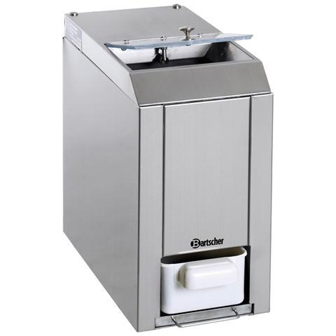 135012 Tritaghiaccio elettrico 60 kg / h con cassetto da 1 kg 60 W