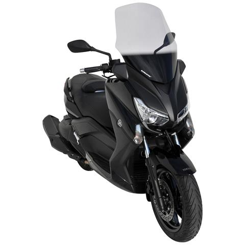 Parabrezza Ermax Scooter Alto Protezione +12 Cm (Totale Altezza 62 Cm) Per X Max 125/250 2...