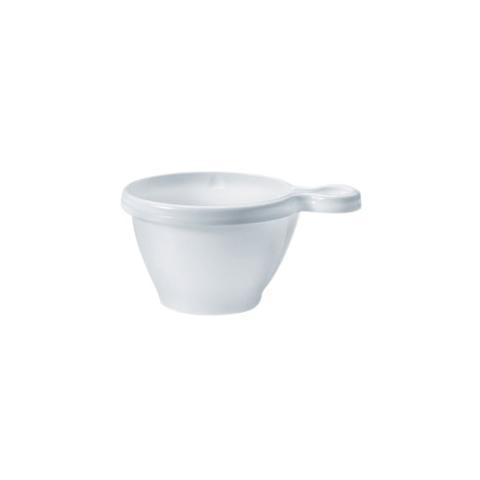 DOPLA 50 tazzine caffe' espresso 85cc bianco termoformate monouso dopla