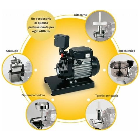 Image of Motoriduttore Hp 0.30 per Tritacarne 400 Watt