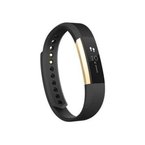Fitbit Alta Braccialetto Wireless taglia S per monitoraggio Attività fisica e Sonno - Nero