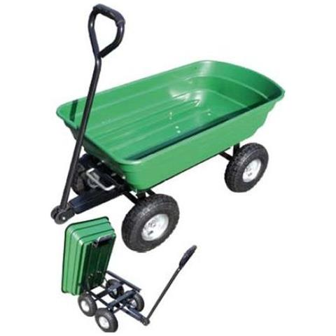 Carrello Brixo Ribaltabile Green Trolley