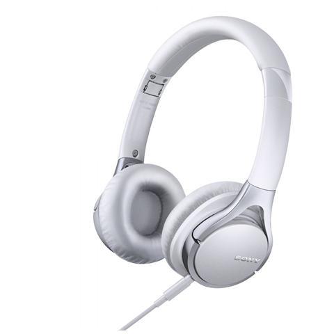 SONY Cuffia MDR-10RC Chiusa Dinamica Colore Bianco