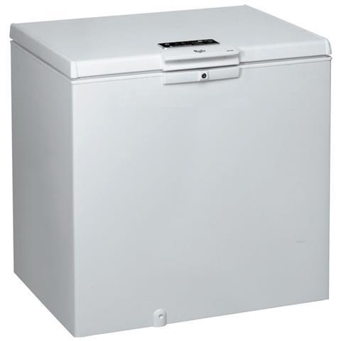 Congelatore Orizzontale WHE2535FO Classe A+ Capacità Lorda / Netta 255 / 251 lt Colore Bianco